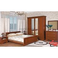 Росава Шкаф для одежды (2-х дв с зеркалом) Ш-1477 БМФ (Белоцерковская мебельная фабрика) купить в Одессе, Украине