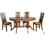 Стол обеденный раздвижной Монарх