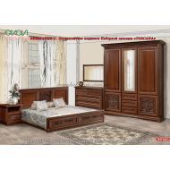 Тоскана Кровать 1,6