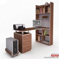 Компьютерный стол - Флеш 35 ФН