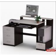 Компьютерный стол - Микс 50 ФН