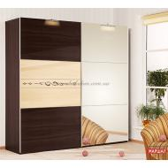 Шкаф-купе Ф2080 Комфорт-мебель (г. Белая Церковь) купить в Одессе, Украине