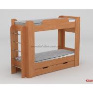 Двухъярусная кровать Твикс