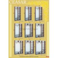Шкаф-купе 1400х450х2400 Caesar (Цезарь) купить в Одессе, Украине
