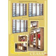 Шкаф-купе 1500х450х2400 Caesar (Цезарь) купить в Одессе, Украине