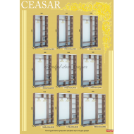 Шкаф-купе 1100х450х2400 Caesar (Цезарь) купить в Одессе, Украине