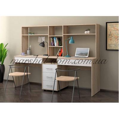Письменный стол СТ-02 Киевский стандарт