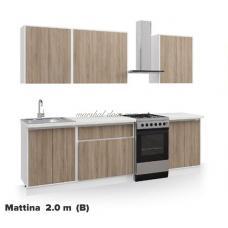 Кухня Матина /Mattina/ 2 m (B) Киевский стандарт