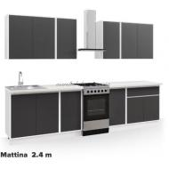 Кухня Mattina 2,4 m  Киевский стандарт
