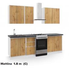 Кухня Mattina 1.8m (C) Киевский стандарт