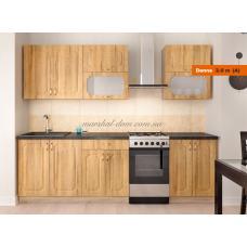 Кухня Donna 2 m (A)  Киевский стандарт