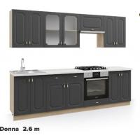 Кухня Donna 2.6 m Киевский стандарт