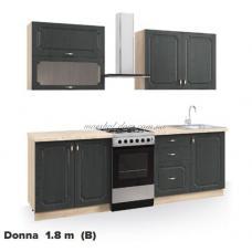 Кухня Donna 1.8m (B)  Киевский стандарт