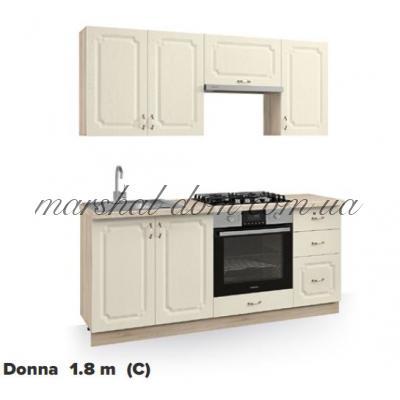 Кухня Donna 1.8 (C) Киевский стандарт