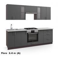 Кухня Fiore 2.4m (A) Киевский стандарт