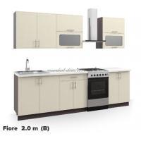 Кухня Fiore 2 m (B) Киевский стандарт
