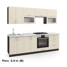 Кухня Fiore 2.4m (B) Киевский стандарт