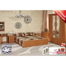 Спальня Соня НФ БМФ (Белоцерковская мебельная фабрика) купить в Одессе, Украине