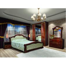 Венеция Новая Спальня пино орех