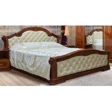 Кровать Венеция Новая пино орех