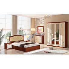 Спальный гарнитур СП-4551 Комфорт-мебель (г. Белая Церковь) купить в Одессе, Украине