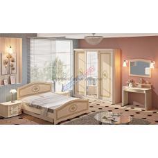 Спальный гарнитур СП-4575 Комфорт-мебель (г. Белая Церковь) купить в Одессе, Украине