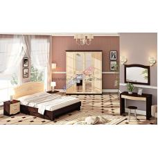 Спальный гарнитур СП-4556 Комфорт-мебель (г. Белая Церковь) купить в Одессе, Украине