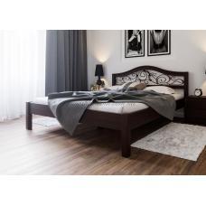 Кровать Италия с ковкой