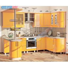 Кухня Хай-Тек КХ-449
