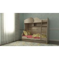 Двухъярусная кровать Балу