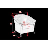 Кресло Комби
