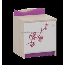 Орхидея ОР 04 /Тумба прикроватная