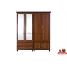 Роксолана Шкаф (3-х дверный) Ш1397 БМФ (Белоцерковская мебельная фабрика) купить в Одессе, Украине