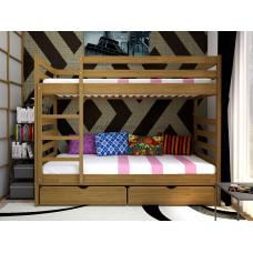 Двухъярусная кровать Трансформер 1
