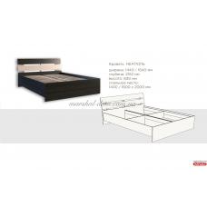 Кровать Неаполь New 1,6