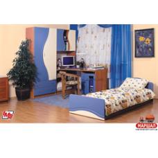Детская Эколь с углом БМФ (Белоцерковская мебельная фабрика) купить в Одессе, Украине