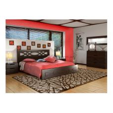 Лиана Кровать 1,6