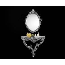 Зеркало Росана серебро (крашеное) снято с производства!!! Миро Марк (Украина-Италия) купить в Одессе, Украине