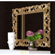 Зеркало Пиония золото (крашеное) снято с производства!!! Миро Марк (Украина-Италия) купить в Одессе, Украине