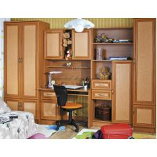 Детская Юниор ДСП и Юниор-ротанг БМФ (Белоцерковская мебельная фабрика) купить в Одессе, Украине