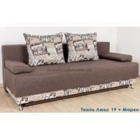 Грейс 2 Прямой диван еврокнижка