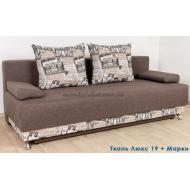 Грейс 2 на ППУ Прямой диван еврокнижка