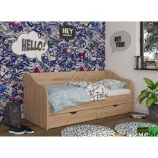 Кровать односпальная Комфорт Макси