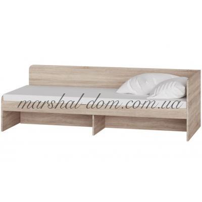Кровать Соната 800 без ящиков 80х190 Эверест