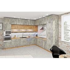 Кухня Эко 1 Комфорт мебель