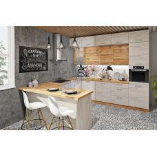 Кухня Эко 13 Комфорт мебель (м.п.)