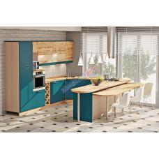 Кухня Эко 17  Комфорт мебель (м.п.)