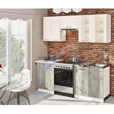 Кухня Эко 4 Комфорт мебель 2 м