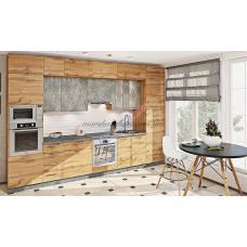 Кухня Эко 6 Комфорт мебель (м.п.)