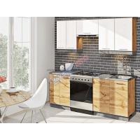 Кухня Эко 8 Комфорт мебель 2м